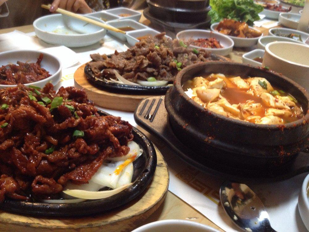 Cooked Korean BBQ
